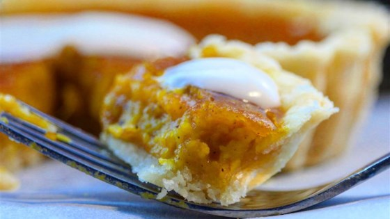 Photo of Pumpkin Pie Chatsworth Style by Summerpls