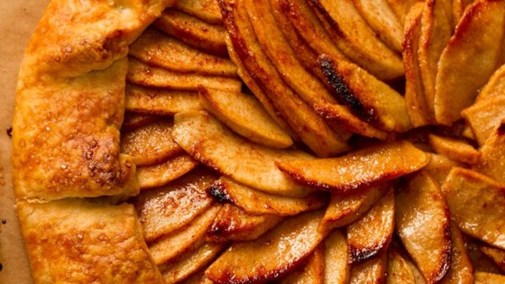 Photo of Festive Apple Gallette by Finlandia Cheese