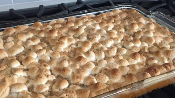 Photo of Restaurant-Style Sweet Potato Casserole by kelcampbell