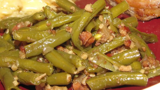 Photo of Smothered Green Beans II by KOHLSMOMMY