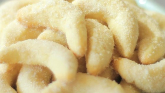 Photo of Crescent Butter Biscuits by Marianne