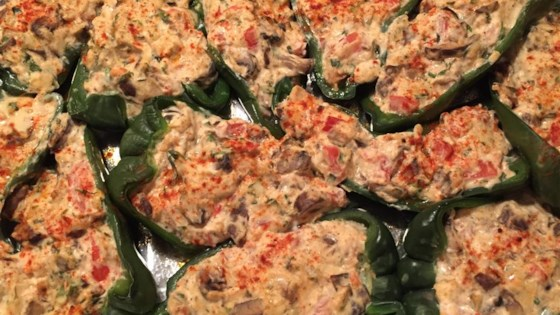 Photo of Poblano Poppers by Gypsy Girl