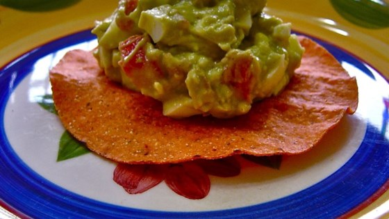 Photo of Avocado-Egg Salad Tostada Filling by eye2une2a440