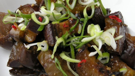 Photo of Eggplant with Garlic Sauce by Whats that Burning smell?
