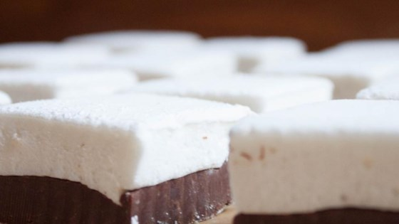 Photo of Double-Decker Marshmallow Fudge by Mackenzie Schieck