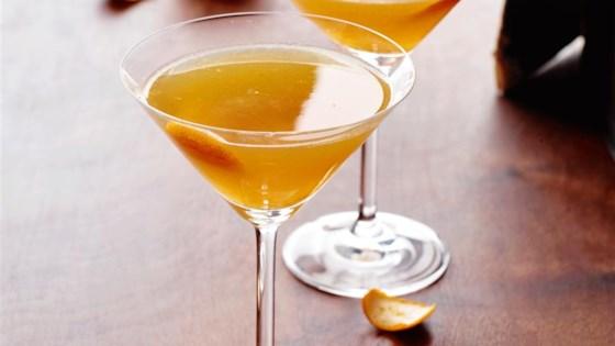 Photo of Autumn Sunshine Cocktail by Doc Simonson