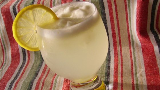 Photo of Icy Lemonade Slush by Inspired by Home Cooks