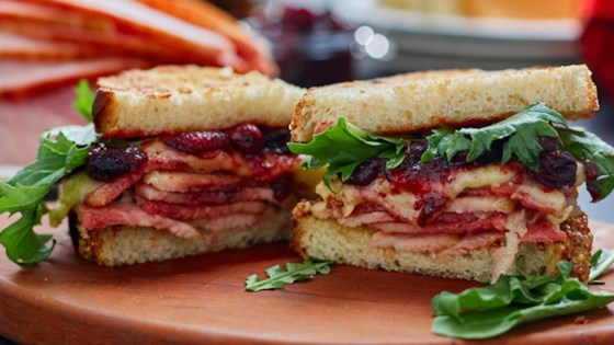 Photo of Ham and Cheddar Cranberry Melt by Smithfield®