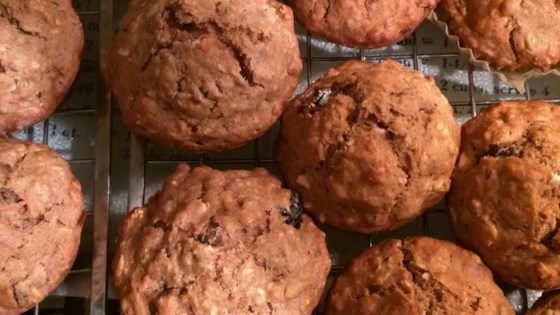 Photo of Muesli-Applesauce Muffins by KLODE