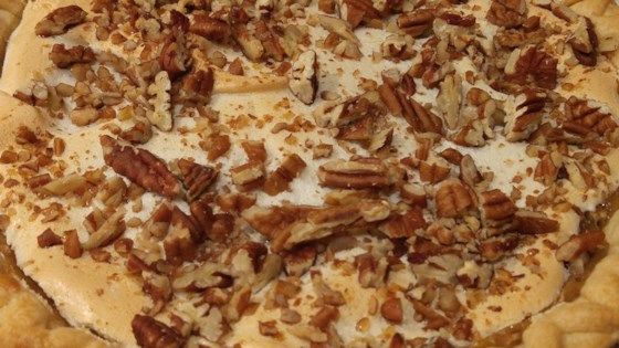 Photo of Pecan Butterscotch Pie by SHERRY_G