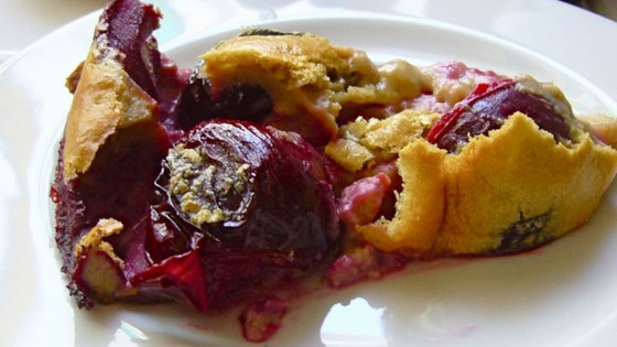 Photo of Plum Clafouti by GibsonsGirl
