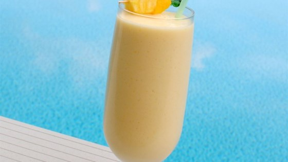 Photo of Mango Pina Colada Smoothie by Godiva Goddess