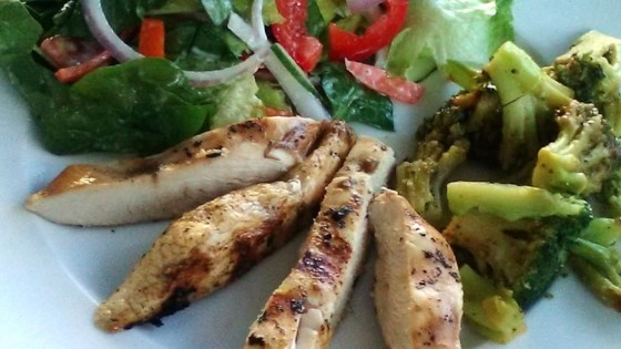 Photo of Easy Grilled Chicken Marinade by Katie Mast Troyer