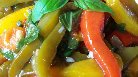 Photo of Marinated Peppers by Angela