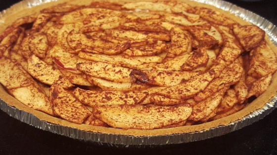 Photo of Apple Cheesecake Pie by kara_shu