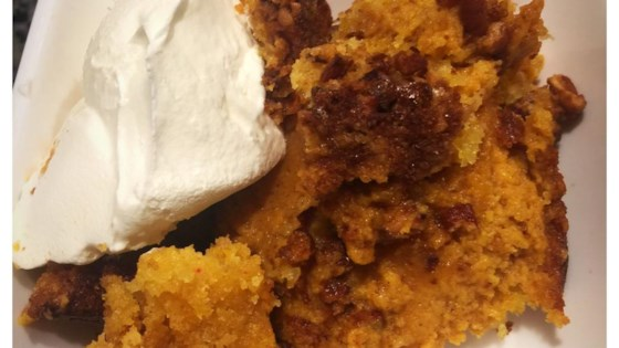 Photo of Pumpkin Crunch Cake by Nora LaCroix