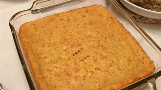 Photo of Cornbread Casserole by Sarah Peipert