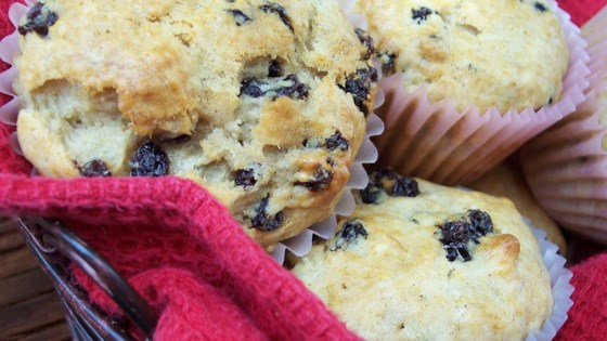 Photo of Banana Prune Muffins by LISA BRETON