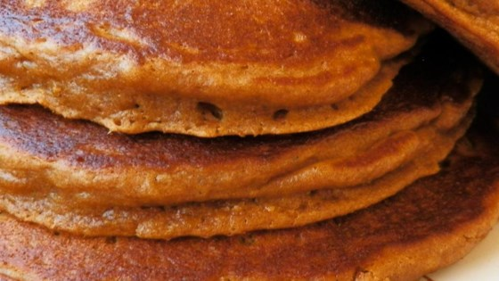 Photo of Glenda's Gingerbread Pancakes by catlady