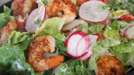 Photo of Shrimp Garden Salad by bluebayou