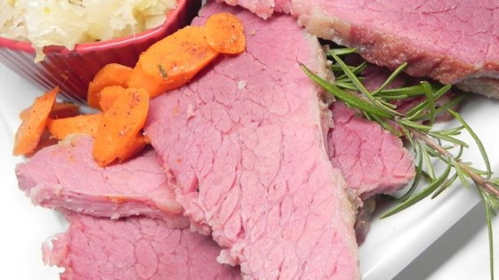 Photo of A Slice of Heaven (Baked Corned Beef) by caribbean joe