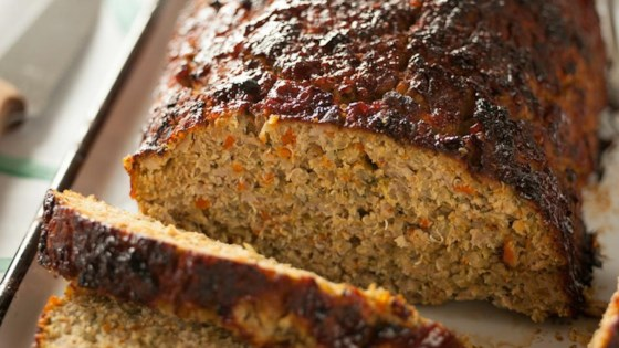 Photo of Veggie-Packed Meatloaf with Quinoa by Whole Foods Market®