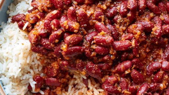 Photo of American-Style Red Beans and Rice by LAURENB222
