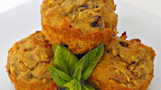 Photo of Carrot Raisin Muffins by Patti  Wolfe Bailey