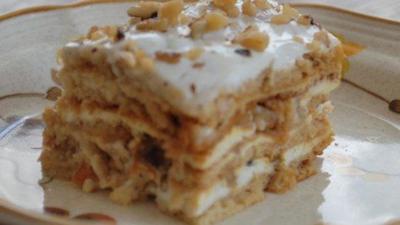 Latvian Honey Cake