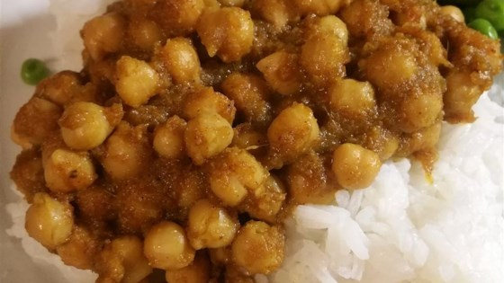 Photo of Chana Masala (Savory Indian Chick Peas) by latinmama