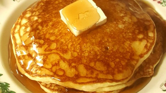 Photo of Mom's Buttermilk Pancakes by Cinnken