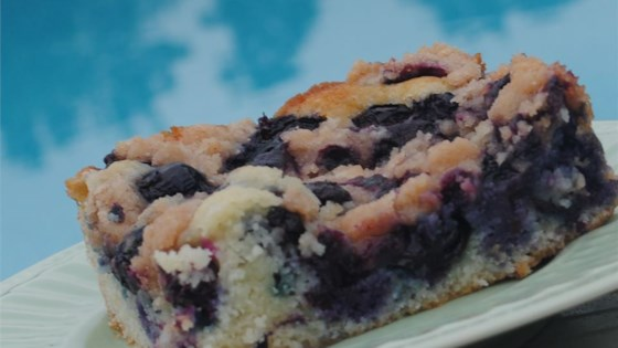 Photo of Maritime Blueberry Buckle by TrudyNH