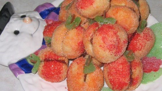Photo of Austrian Peach Cookies II by Barbara