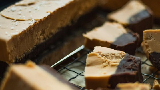 Photo of Black Bottom Butterscotch Fudge by RusticJoyfylFood