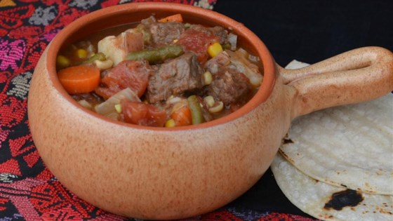 Photo of Mexican Beef and Vegetable Stew by Baking Nana