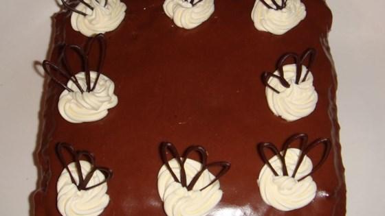 Quick Pour Chocolate Fondant