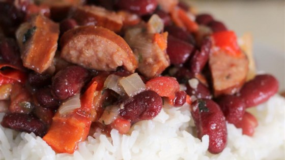 Photo of Jessica's Red Beans and Rice by kingdombeyond
