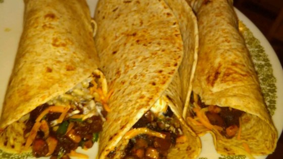 Photo of Gracie's Amazing Vegetarian Burritos by That Grace