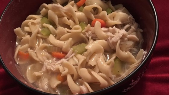 Chicken Noodle Soup Recipe Allrecipes