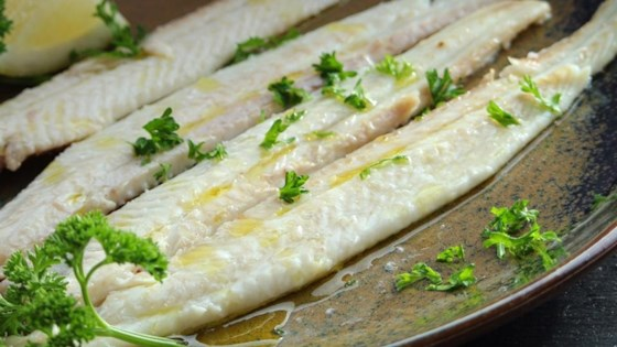 Photo of Quick and Easy Baked Fish Fillet by JOAN2005