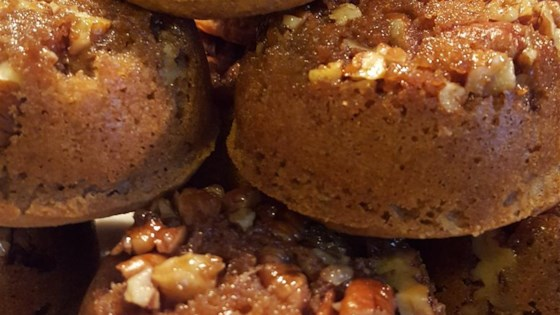 Photo of Sticky Pecan Muffins by ksvxc111