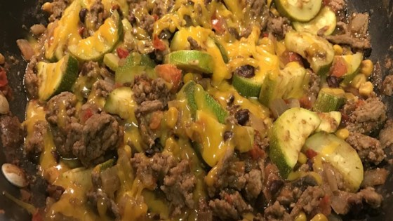 Photo of Mexican Zucchini Skillet Casserole by Dawn