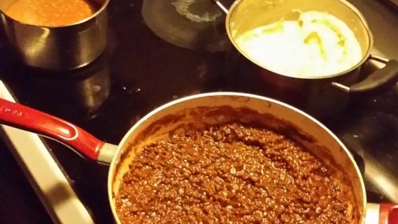 Dallas-Style Sloppy Joes