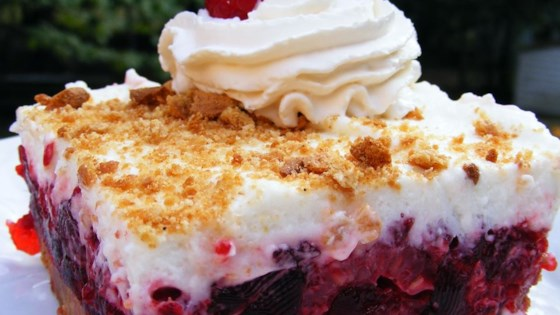Photo of Raspberry Icebox Cake by Carol