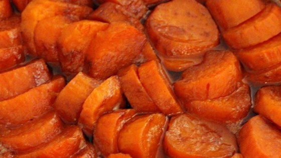 Photo of Classic Candied Sweet Potatoes by MICHELLERENE