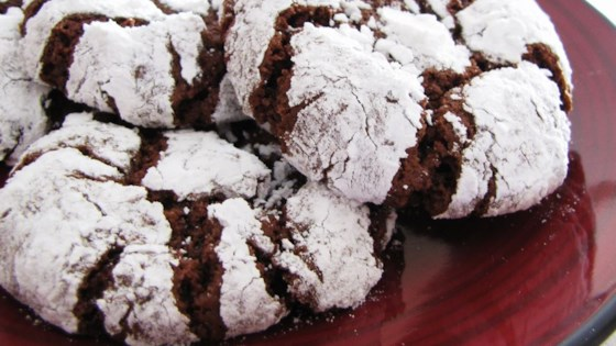 Chocolate Crinkles Ii Recipe Allrecipes Com