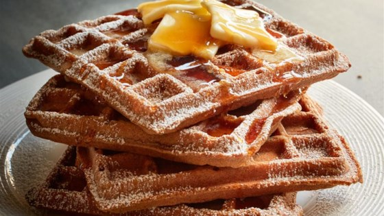 Photo of Gingerbread Waffles by DIANA38