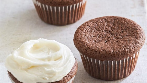 Photo of Gluten-Free Chocolate Chickpea Cupcakes  by THORSKY