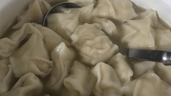 Photo of Chicken Wontons by Jaline