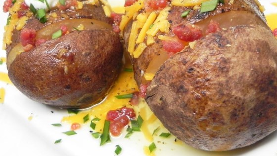 Photo of Loaded Hasselback Potatoes by Semigourmet